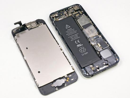 不仅仅是加长版 iPhone5拆解赏析