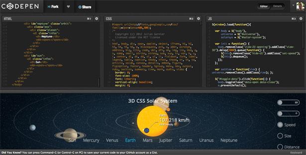 年度盛宴全球排名前20的 HTML5 应用和网站作品集合